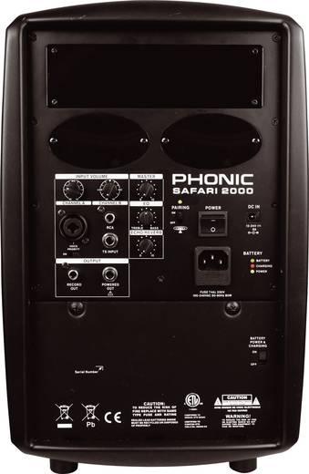 Phonic Aktive PA-Anlage Safari 2000