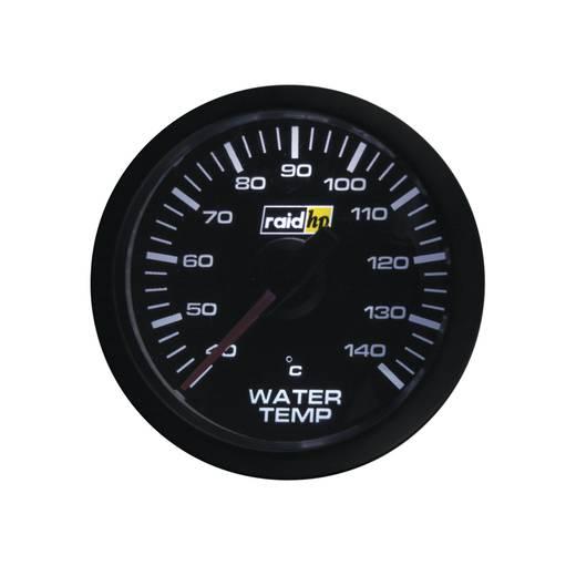 Wassertemperaturanzeige Sport Beleuchtungsfarben Weiß, Rot raid hp 660174