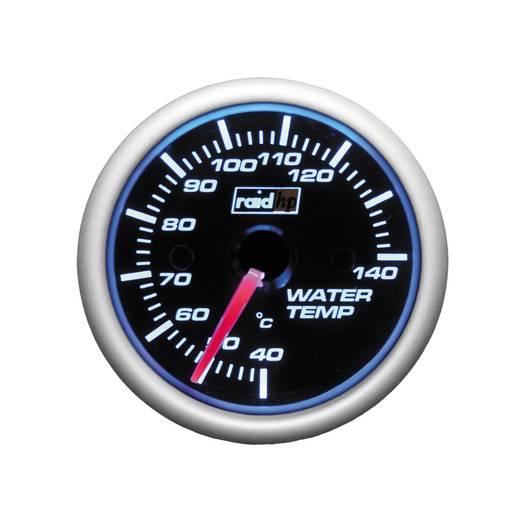 raid hp Zusatzinstrument Wassertemperaturanzeige Night Flight Blue raid hp