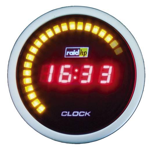 Uhr NightFlight Digital Beleuchtungsfarben Rot raid hp