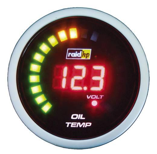 Öl-Temperatur NightFlight Digital Beleuchtungsfarben Rot raid hp