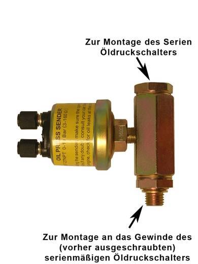 T-Adapter Serien Öldruckschalter raid hp 660436 M10 x 1, M14 x 1.5, M12 x 1.5