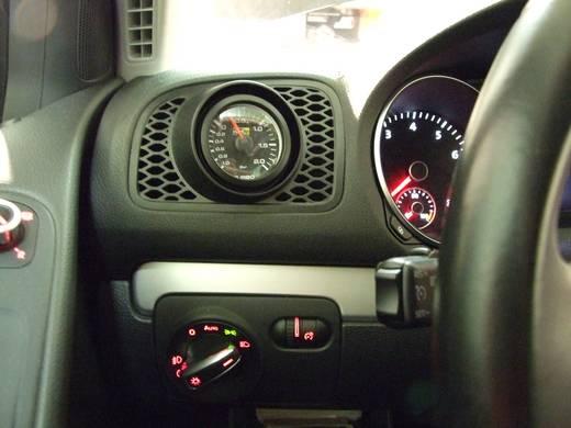 1fach Instrumentenhalter raid hp Volkswagen Golf VI