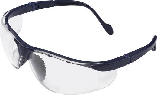Schutzbrille protectionworld 2012006 Schwarz