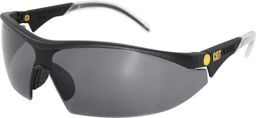 Schutzbrille CAT DIGGER104CATERPILLAR Schwarz, Transparent DIN EN 166-1