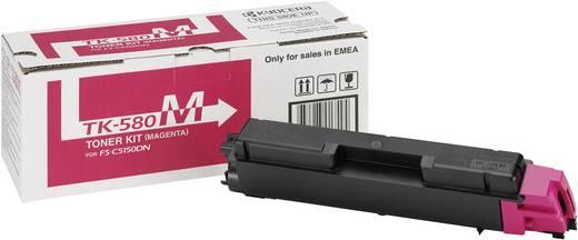 Kyocera Toner TK-580M 1T02KTBNL0 Original Magenta 2800 Seiten
