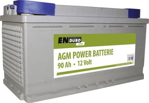 Versorgungsbatterie Batterie AGM Power 90AH 12V enduro