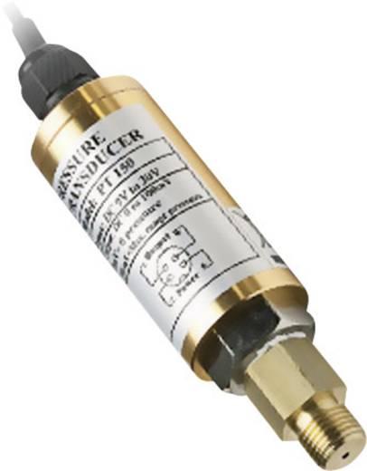 Extech Drucksensor PT150, Druckmessbereich 0,01 - 10 bar, Linearausgang 0 - 100 mV/DC, Passend für Druckmessgerät SDL700