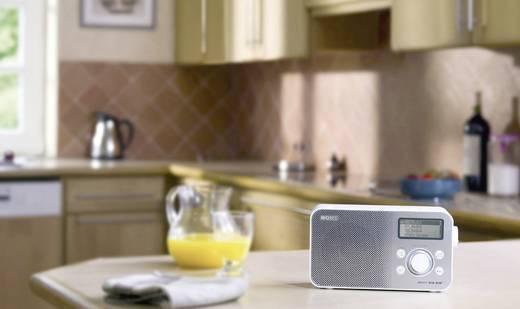 DAB+ Kofferradio Sony XDR-S60 AUX, DAB+, UKW Weiß