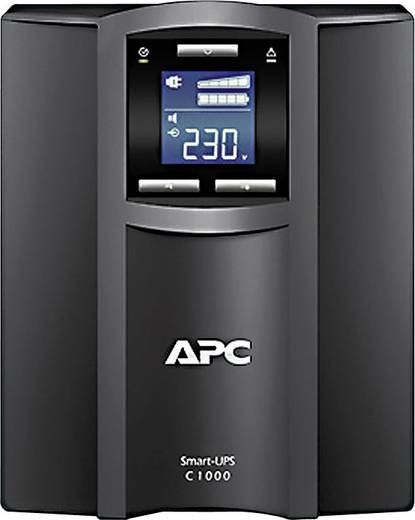 USV 1000 VA APC by Schneider Electric Smart UPS SMC1000I