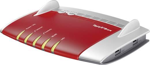 AVM FRITZ!Box 7490 + 1x AVM FRITZ!Fon C5 WLAN Router mit Modem Integriertes Modem: ADSL, ADSL2+, VDSL 2.4 GHz, 5 GHz 1.7
