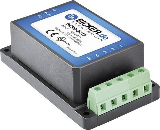 AC/DC-Einbaunetzteil Bicker Elektronik BEND-2012 12 V/DC 1.60 A 20 W