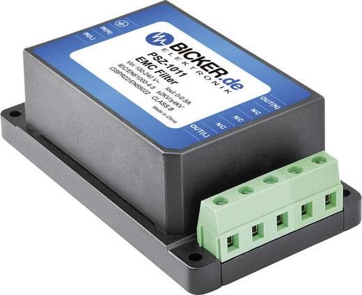 Bicker Elektronik PSZ-1011 EMV-Filter für Chassis und DIN-Rail-Montage BEND-Serie