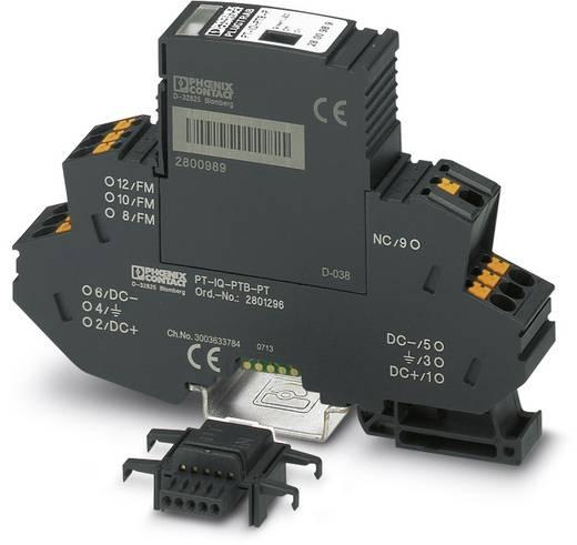 Phoenix Contact PT-IQ-PTB-PT 2801296 Versorgungs- und Fernmeldemodul Überspannungsschutz für: Verteilerschrank 10 kA