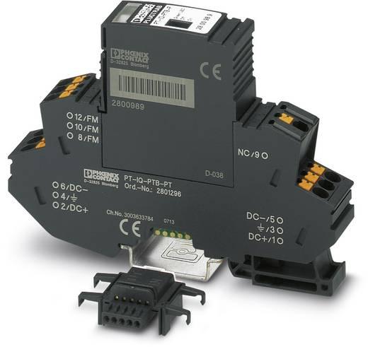 Versorgungs- und Fernmeldemodul Überspannungsschutz für: Verteilerschrank Phoenix Contact PT-IQ-PTB-PT 2801296 10 kA