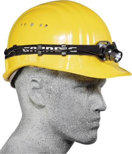 LED Stirnlampe Grundig Kopflampe 6 LED batteriebetrieben 34588