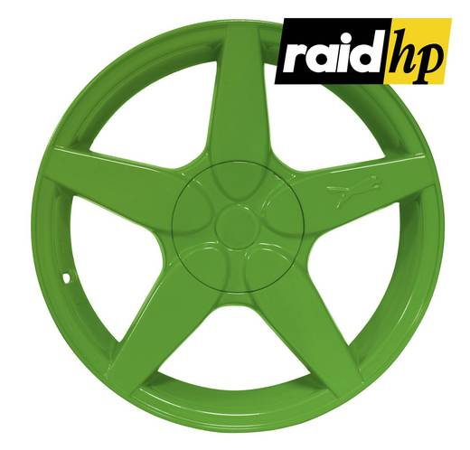 Felgenfolie raid hp Automotive 380006 500 ml