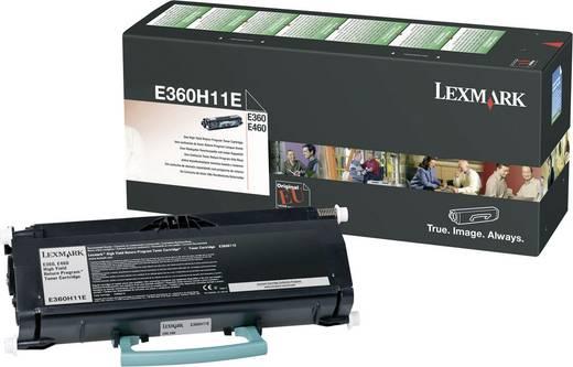 Lexmark Toner E360H11E E360H11E Original Schwarz 9000 Seiten