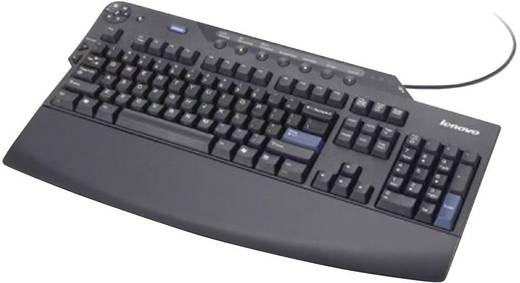 Lenovo USB Keyboard Business Black Enhanced Performance