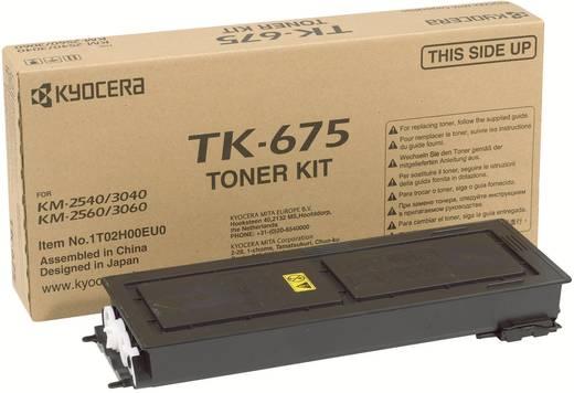 Kyocera Toner TK-675 1T02H00EU0 Original Schwarz 20000 Seiten