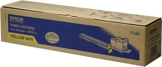 Epson Toner S050474 C13S050474 Original Gelb 14000 Seiten