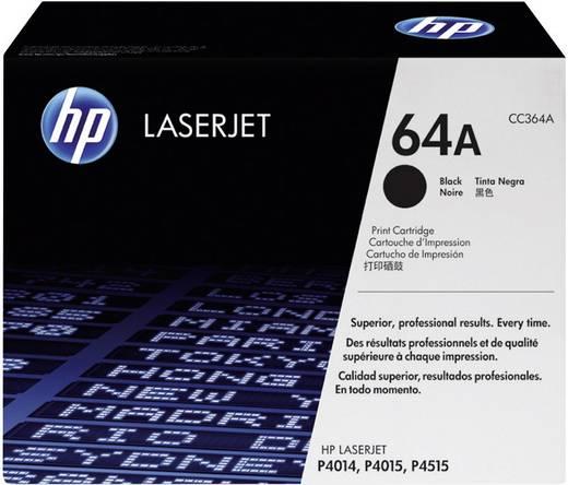 HP Toner 64A CC364A Original Schwarz 10000 Seiten