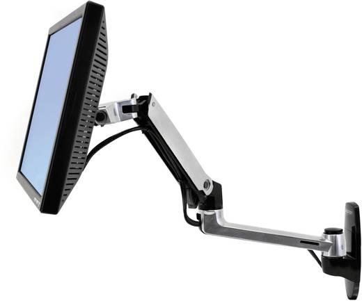 ergotron lx wall mount lcd arm 1fach monitor wandhalterung. Black Bedroom Furniture Sets. Home Design Ideas