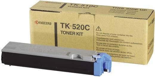 Kyocera Toner TK-520C 1T02HJCEU0 Original Cyan 4000 Seiten