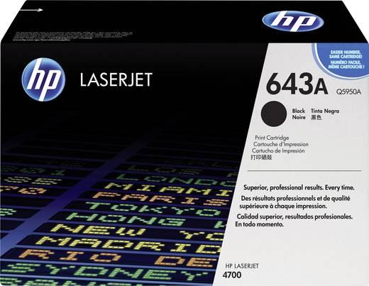 HP Toner 643A Q5950A Original Schwarz 11000 Seiten