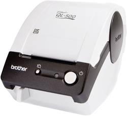 Image of Brother QL-500BW Etiketten-Drucker Thermodirekt 300 x 300 dpi Etikettenbreite (max.): 62 mm USB