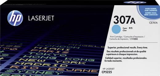 HP Toner 307A CE741A Original Cyan 7300 Seiten