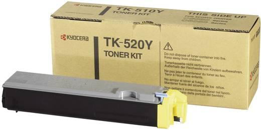Kyocera Toner TK-520Y 1T02HJAEU0 Original Gelb 4000 Seiten