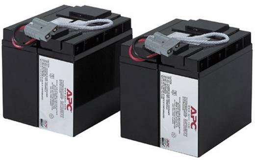 USV-Anlagen-Akku APC by Schneider Electric ersetzt Original-Akku RBC11 Passend für Modell SU3000RMINET, SU2200INET, SU22