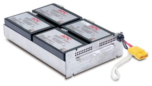 USV-Anlagen-Akku APC by Schneider Electric ersetzt Original-Akku RBC24 Passend für SU1400RMI2U, SUA1500RMI2U