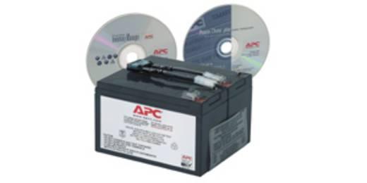 USV-Anlagen-Akku APC by Schneider Electric ersetzt Original-Akku RBC9 Passend für SU700RMINET, SU700RMI