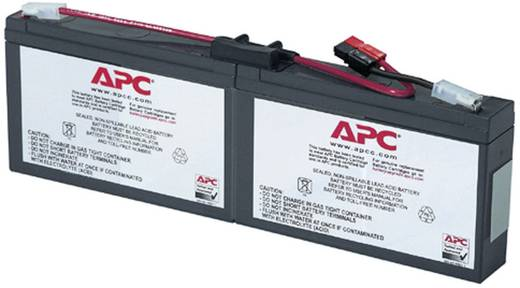 USV-Anlagen-Akku APC by Schneider Electric ersetzt Original-Akku RBC18 Passend für Modell SC250RMI1U, SC450RMI1U, PS250I, PS450I