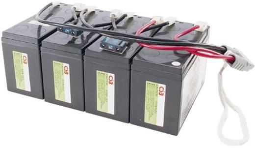 APC Batterieaustauschkassette RBC25