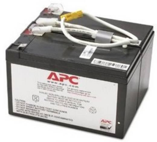 USV-Anlagen-Akku APC by Schneider Electric ersetzt Original-Akku RBC5 Passend für Modell SU450I, SU450INET, SU700INET, S