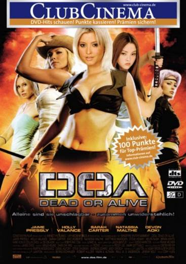 DOA - Dead or Alive