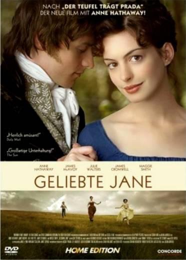 DVD Geliebte Jane FSK: 6