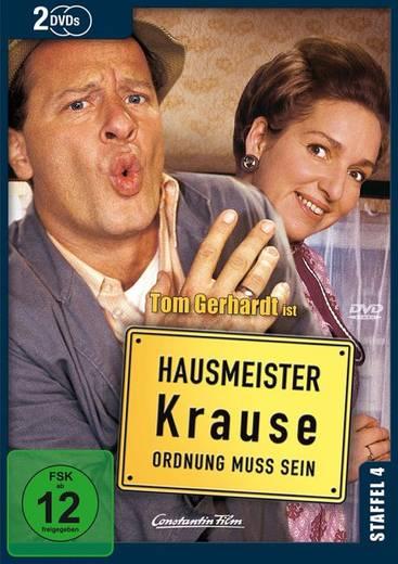 DVD Hausmeister Krause Staffel 4 FSK: 12