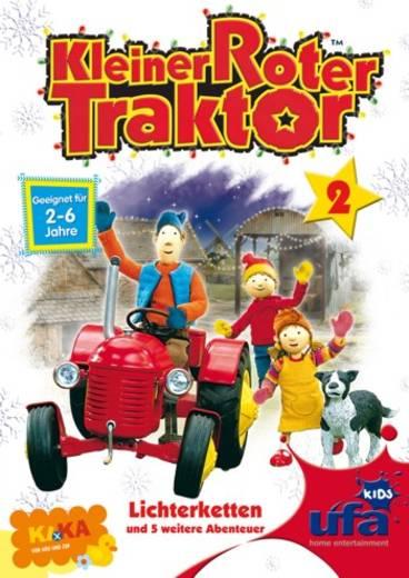 DVD Kleiner roter Traktor 2 Lichterketten und 5 weitere Abenteuer FSK: 0