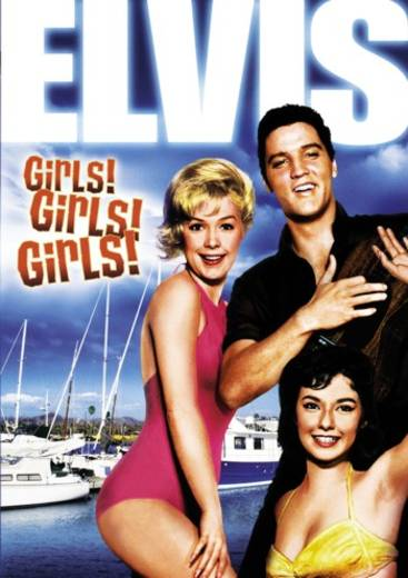 Girls! Girls! Girls! - Elvis