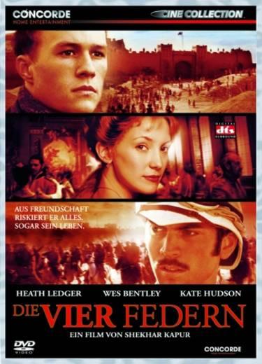 DVD Die vier Federn FSK: 12