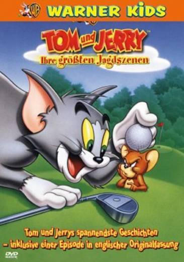 Tom & Jerry Ihre größten Jagdszenen Vol. 1