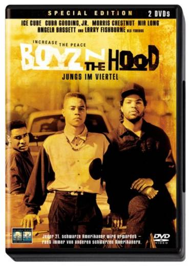 Boyz 'n The Hood (Special Edition, 2 DVDs) FSK: 16