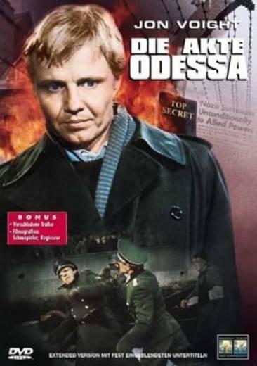 DVD Die Akte Odessa (Langfassung) FSK: 12
