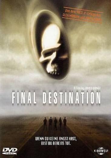 DVD Final Destination FSK: 16