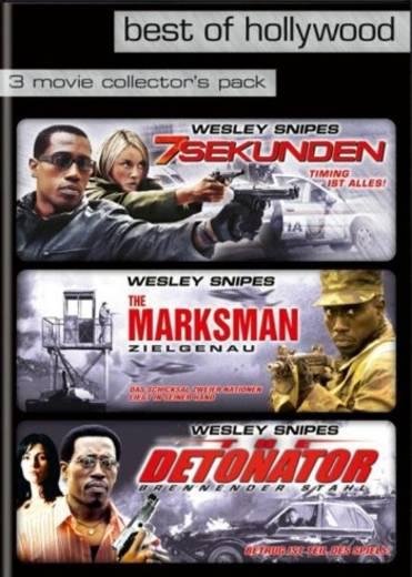 Best of Hollywood: 7 Sekunden / The Marksman / The Detonator - Brennender Stahl