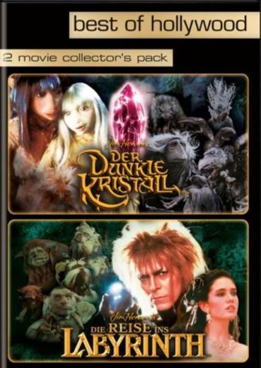Best of Hollywood: Der dunkle Kristall / Die Reise ins Labyrinth